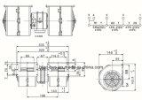Ventilator 335mm van de Evaporator van de bus a/c de Markt van Zuid-Amerika van de Ventilator