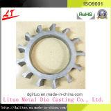 ユニバーサルアルミニウムを機械で造るOEM CNCは機械か自動車部品のためのダイカストの車輪ハブを