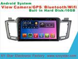 Percorso Android dell'automobile DVD GPS del sistema per Toyota RAV4 schermo di tocco di 10.1 pollici con Bluetooth/MP3/MP4