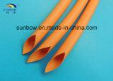 Tubo de encolhimento de calor de poliolefina de cor de laranja para nova indústria de energia