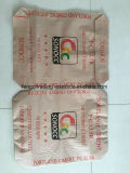 La Chine PP Sac tissé Sac pour50kg de ciment Square bas sac tissé Sac de soupape de sac sac de ciment Ad Star