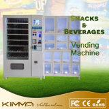 Máquina expendedora de la servilleta combinada automática con el sistema de telemetría