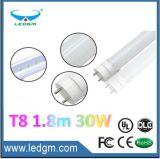 2017 AEA UL Ce tubo T8 de 0,9 m de 1,8 m de 0,6 m de 1,2 m de 1,5 millones de 1,8 m de la luz del tubo LED T8 10W 15W 18W 20W 22W 25W 30W 32W 110lm/W 3 años de garantía
