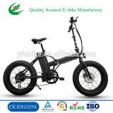 電気自転車を折る脂肪質のタイヤの高速20の'インチ