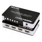 Interruptor de Mhl HDMI 3X1 (soporte 4K, IR, teledirigidos)