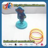 Anneau de rouleau en plastique de gros jouet pour enfants