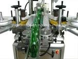 Champú automático de detergente de la máquina de etiquetado de botellas de loción