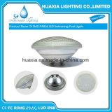 Indicatore luminoso subacqueo spesso della piscina di SMD2835 PAR56 IP68 Glasss 12VAC LED