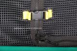 Trampoline напольный с сетью безопасности Trampoline для сбывания