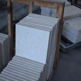 Telha de pedra de mármore barata, telha de mármore branca para a decoração