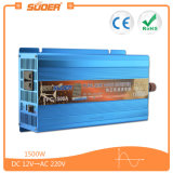 Invertitore puro di potere di onda di seno di Suoer 1500W 12V (FPC-1500A)