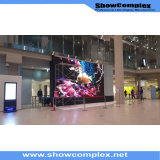 Slim Full Color Outdoor Indoor Full Color Location Écran vidéo LED (500 * 500mm / 500 * 1000mm P3.9)