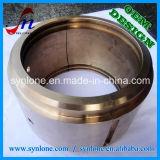 Processus d'usinage CNC Douille en laiton