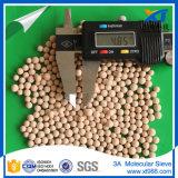 De Moleculaire Zeef van het Zeoliet van Xintao 3A zoals Dehydrerend