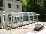Neue Entwurfs-Gartensun-Räume/moderne Glashäuser/grüner Glasraum