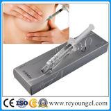 Peau cutanée 10ml d'injection de remplissage d'acide hyaluronique