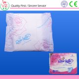 Serviette hygiénique de garniture sanitaire de Madame Overnight de 2017 maximum avec l'ion négatif Philippines