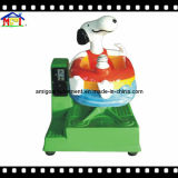 Coin Operated Kiddie Ride Electric Toy Fish Swing Car