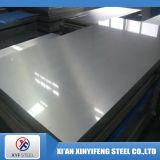 Piatto laminato a freddo AISI304 dell'acciaio inossidabile con rivestimento luminoso