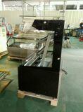 De koude Showcase van de Delicatessenwinkel voor Cake/Gebakje/Sandwich met het Gordijn van de Lucht (k770an-m2)