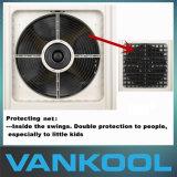 Vankool 3-Side abkühlende Auflagen, bewegliche Kühlvorrichtung der Luft-4500CMH