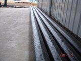 Butyl-selbstklebendes Antikorrosion-Rohr-Verpackungs-Tiefbauband, Bitumen-Leitung-Band einwickelnd, Polyäthylen wasserdichtes äußeres PET Band