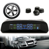 Solar TPMS Tire Pressure System Monitor Tw400 USB Charger