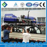 Pulvérisateur à montage tracteur 3wpz-700 pour usage agricole