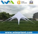 Tente extérieure d'ombre d'étoile de 13m pour des événements campants d'usager d'été