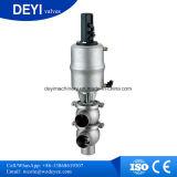 """Ss316L санитарные 3-пневматический клапан, 2"""" с обжимным кольцом типа"""