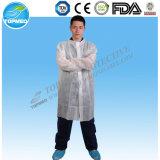 Capa protectora disponible del laboratorio, uniformes del laboratorio