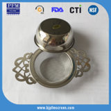 Extra-Fine double maille en acier inoxydable thé infuser le thé de café /crépine filtre