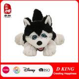 卸し売りプラシ天のおもちゃの漫画子供のための動物によって詰められる犬のハスキーなおもちゃ