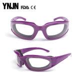 Ynjn Motociclo confortável óculos de segurança à prova de vento