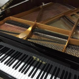 Piano grande preto da fábrica chinesa, piano ereto da cor Gp-160, instrumentos do piano