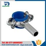 A abraçadeira do tubo de aço inoxidável de Suporte do Tubo