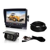 Monitor LCD 7.0inch carro da Câmara de visualização traseira do sistema de backup