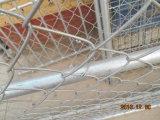Gli S.U.A. Caldo-Hanno tuffato la rete fissa provvisoria galvanizzata di collegamento Chain