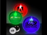 Custom Christmas LED Flash Badges