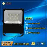 屋外高い発電IP65 LEDの洪水ライト100W