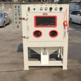 Deburr o tipo máquina automática do rolo da máquina do Sandblasting