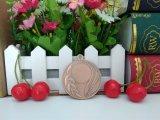 Aleación de zinc Maratón personalizado ejecuta Sport clasificados carrera medalla insertar