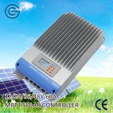 regelgever/Controlemechanisme van de 12V/24V/36V/48V60A MPPT het de ZonneLast