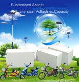 18650 batterie du pack batterie 12V 67.2ah LiFePO4 d'ion de lithium pour la batterie d'énergie solaire