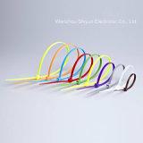 12 '' serres-câble en nylon auto-bloqueurs noirs de 40lbs Natural/UV