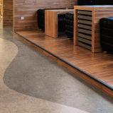 가구, 사무실을%s UV 처리 돌 패턴 PVC 상업적인 지면