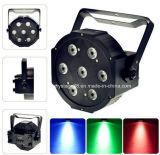 Hohe Leistung preiswertes 7X10W LED NENNWERT Licht für Stadiums-Beleuchtung