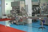 Ligne d'embouteillage liquide automatique de produits de beauté de machine de remplissage, remplissage
