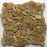 혼합 색깔 Polished 자연적인 자갈 &Pebble 돌