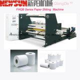 Aufschlitzende Hochgeschwindigkeitsmaschine für Zigarettenpapier-Rollenkennsatz